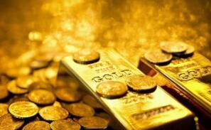 上海黄金交易所黄金T+D收盘下跌0.18%