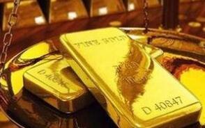 上海黄金交易所黄金T+D 收盘下跌0.53%