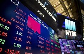 美股在全球股市的分量之重接近纪录水平