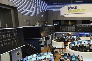 欧洲股市周四下跌0.4%,银行板块下跌1.5%领跌