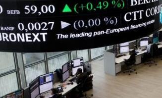 欧洲股市周五收低0.5%,旅游休闲类股下跌超过3.4%领跌