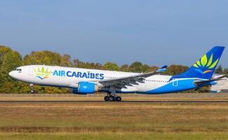 加勒比航空公司首航多米尼克