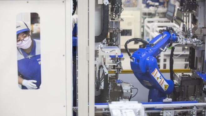 日本工厂经历了创纪录的第17个月衰退