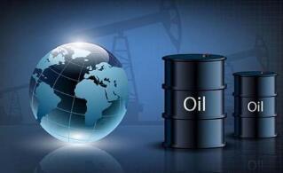 纽约油价周三下跌3.3%,布油下跌2.9%