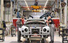 2020年三季度全国工业产能利用率为76.7%