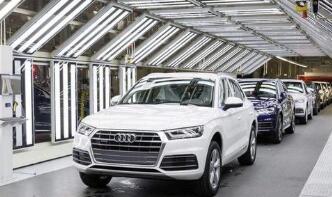 奥迪将与中国一汽成立新电动车合资公司