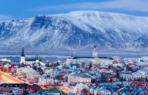 2020年冰岛旅游业大幅萎缩