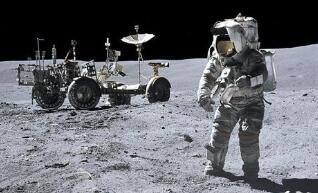 月球约4万平方千米表面有能力捕获水