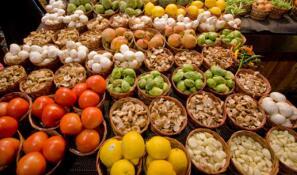 """10月26日:""""农产品批发价格200指数""""比上周五下降0.32个点"""