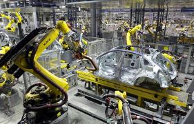 2020年10月份规模以上工业增加值增长6.9%