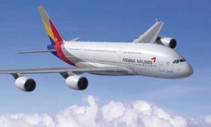 韩亚航空连续两个季度实现盈利
