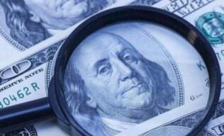 11月19日,人民币对美元中间价调升109个基点,报6.5484