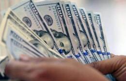 美元连续第5天下跌, 美元兑日元汇率下跌0.3%