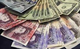 美元兑一篮子货币从三个月低点反弹