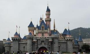 香港迪士尼乐园暂停开放