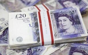 美元周一下跌,英国脱欧协议希望提升风险偏好,英镑上涨