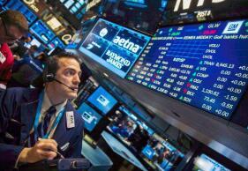 美股12月15日上涨超1%,道琼斯指数涨超330点