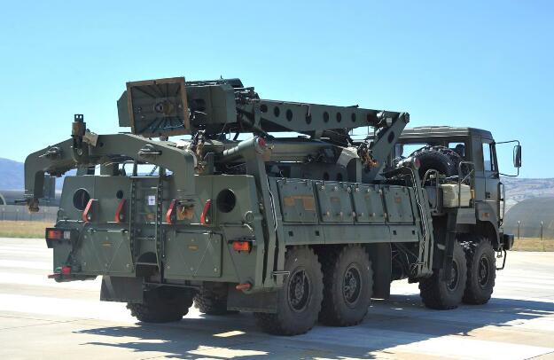 美国制裁北约盟国土耳其购买俄罗斯导弹防御系统