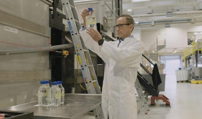用于宇航员尿液的过滤器可能很快会在地球上提供饮用水