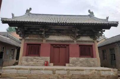 山西修缮一宋代建筑时发现罕见地宫