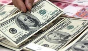 12月23日人民币对美元中间价调贬171个基点