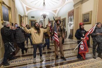 美国国会大厦发生抗议冲突事件后 参议院纠察长辞职