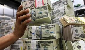 1月12日人民币对美元中间价调贬59个基点