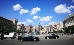 乌克兰对外国二手车的市场需求是新车的四倍