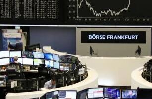 欧洲股市周二收盘涨跌不一,汽车股上涨1.7%