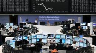 欧洲股市周四涨0.7%,旅游和休闲类股上涨1.9%