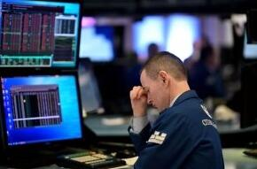 美股1月14日小幅下跌,道琼斯指数失守31000点,科技股下跌