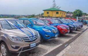 尼日利亚将汽车进口关税从30%下降至5%