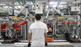 2020年11月巴西全国工业产值同比增长2.8%