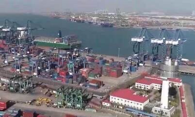 中国技术创新让航运提质增效 我造船业取得亮眼成绩单