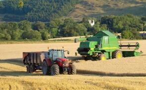 中国三大粮食作物化肥农药利用率双双达40%以上