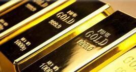 由于美元坚挺,国际金价1月22日下跌超过1%