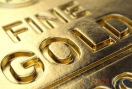 周一国际金价随着美元小幅上涨而下跌,白银下跌0.2%