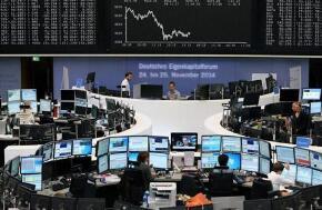 欧洲股市周二上涨0.7%,化工股和金融服务股领涨
