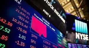 美股1月27日大幅下跌,道琼斯指数超过600点,特斯拉盈利不及预期