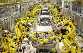 韩国工业机器人普及速度过快,遏制工资和就业增长