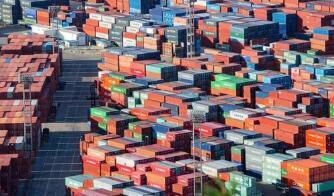2020年中国港口货物吞吐量增长4.3%