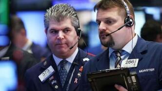 美股1月29日大幅下跌,道琼斯指数下跌逾600点 失守3万点关口