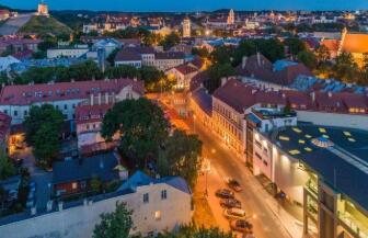 2021年开局立陶宛房地产市场表现活跃