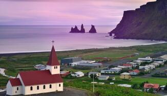 冰岛一月份贸易情况良好