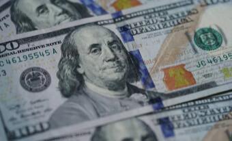 美国就业报告公布后美元周五下跌