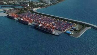 2020年科伦坡港集装箱吞吐量下降4.7%