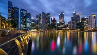 新加坡经济2020年全年萎缩5.4%