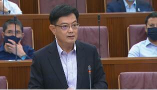 新加坡公布2021年财政预算案 去年财政赤字649亿新元