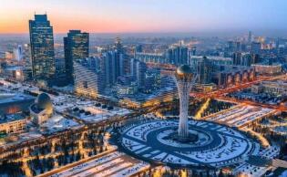 """评级机构ACRA确认哈萨克斯坦主权评级为""""BBB+"""""""
