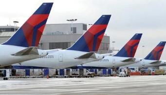 美国2020年航空客运量下降60.1%,创1984年以来最低纪录